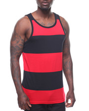 Buyers Picks - BAR STRIPE TANK-2218305