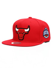 NBA, MLB, NFL Gear - Chicago Bulls Silicone Grass Snapback Hat-2218024