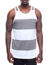 Buyers Picks - BAR STRIPE TANK-2218850