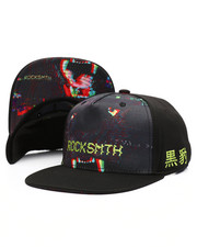 Hats - Digital Panther Snapback Hat-2217998