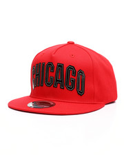 Hats - Chicago Snapback Hat-2218004