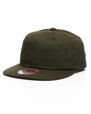 Hats - Flat Brim Hat-2217996