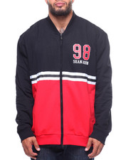 Track Jackets - Color Block 98 Track Jacket (B&T)-2218442
