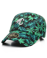 Hats - C Feather Tropical Dad Hat-2218032