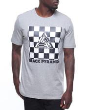 Black Pyramid - CHECKER SS SHIRT-2218862