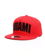 Hats - Miami Snapback Hat-2218013