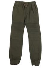 Phat Farm - Stretch Wash Twill Moto Jogger Pants (8-20)-2217625
