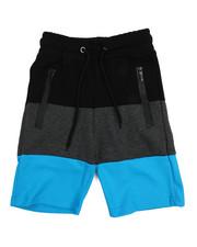 Shorts - Tech Fleece Color Block Shorts (8-20)-2218196