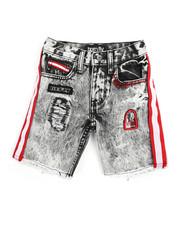 Bottoms - Classics Washed Denim Shorts (4-7)-2217459