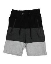 Shorts - Tech Fleece Color Block Shorts (8-20)-2218166
