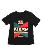 Parish - Foil Graphic Tee (4-7)-2215846