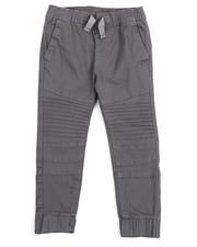 Bottoms - Stretch Wash Twill Moto Jogger Pants (4-7)-2217606