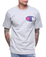 Athleisure for Men - Applique Patch Heritage Tee-2219360