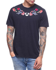 True Religion - WASHED FLORAL TEE-2219348