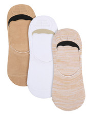 Women - 3 Pk No Show Socks-2219171