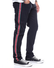 Jeans & Pants - STRIPE TRIM JEAN-2219007