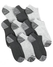 Socks - Pro Player 10 Pack Terry No Show Socks-2214524