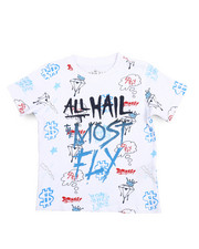 Born Fly - Live Fly All Over Print Tee (4-7)-2217379
