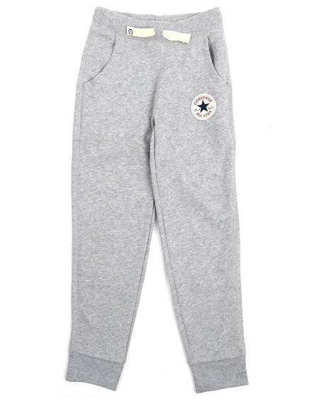 03c289ac632d9 Buy Core Rib Cuff Jogger (8-20) Boys Bottoms from Converse. Find ...