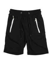 Bottoms - French Terry Shorts (8-20)-2219665