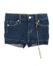 Bottoms - Hipster Hem & Release Shorts (2T-4T)-2219760