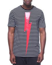 Hudson NYC - Striped Bolt T-Shirt-2220234