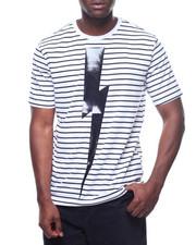 Hudson NYC - Striped Bolt T-Shirt-2220224