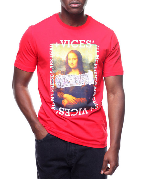 86e2399b Buy Vices Dead T-Shirt Men's Shirts from Hudson NYC. Find Hudson NYC ...