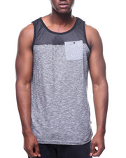 Buyers Picks - CUT AND SEW TANK W POCKET-2220063