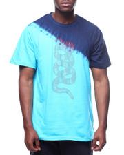 Shirts - SNAKE RHINETONE TIE DYE TEE-2220013