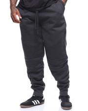 Sweatpants - Fleece Moto Jogger Pants (B&T)-2220055