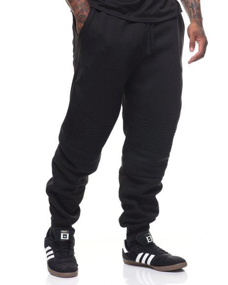 Phat Farm - Fleece Moto Jogger Pants (B&T)