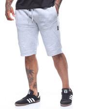 Shorts - Teal Fleece Short Joggers (B&T)-2219742