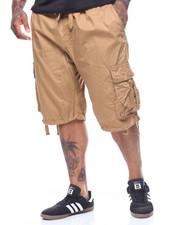Shorts - Cargo Fine Twill Shorts (B&T)-2220087