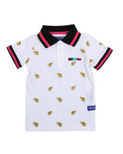 Arcade Styles - All Over Print Polo (2T-4T)-2218136