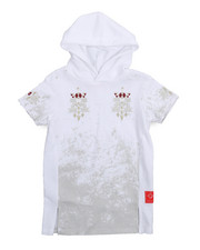 Hoodies - French Terry Embroidery Tee (2T-4T)-2218970