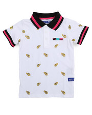 Arcade Styles - All Over Print Polo (4-7)-2217897
