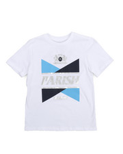 Parish - Foil Graphic Tee (8-20)-2215831