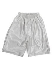 Bottoms - Solid Dazzle Shorts (8-20)-2219211