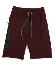 Boys - Tech Fleece Shorts w/Wrap Around Heat Zipper (8-20)-2219269