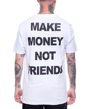 MAKE MONEY NOT FRIENDS - ORIGINAL MMNF LOGO TEE-2218509