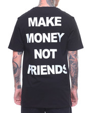 MAKE MONEY NOT FRIENDS - ORIGINAL MMNF LOGO TEE-2219780