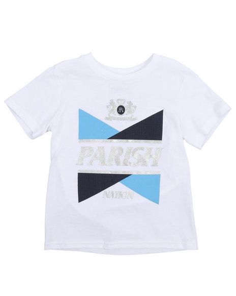 Parish - Foil Graphic Tee (4-7)