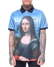 Short-Sleeve - Mona Lisa Polo Shirt-2220665