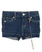 Bottoms - Hipster Hem & Release Short (7-16)-2210146
