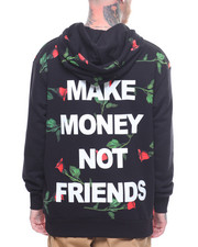 MAKE MONEY NOT FRIENDS - ALL OVER ROSE MMNF HOODIE-2219799