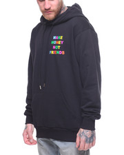 MAKE MONEY NOT FRIENDS - MULTI COLOR MMNF LOGO HOODIE-2218486