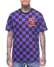 MAKE MONEY NOT FRIENDS - CHECKER MMNF TEE-2218514