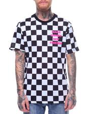 MAKE MONEY NOT FRIENDS - CHECKER MMNF TEE-2219784