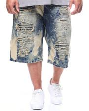 Buyers Picks - Cut Knee Denim Short (B&T)-2218087